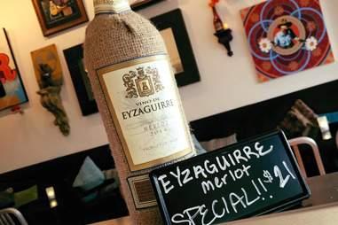 Cafe Pontatoc, Memphis wine bars
