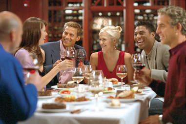 Fleming's Prime Steakhouse and Wine Bar, Memphis wine bar