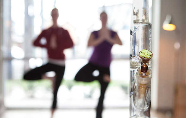 Why Yes, Weed Is Fantastic for Yoga
