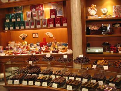 Paris' oldest chocolate shop