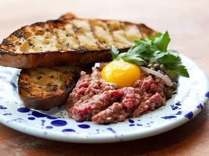 breakfast, Belcampo Meat Co, San Francisco breakfast
