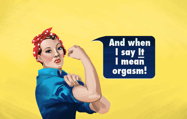 9 Things I Learned About Orgasms From an 87-Year-Old Feminist Icon