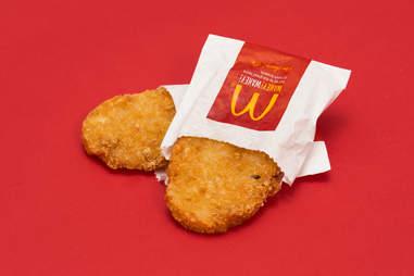 McDonald's hash browns