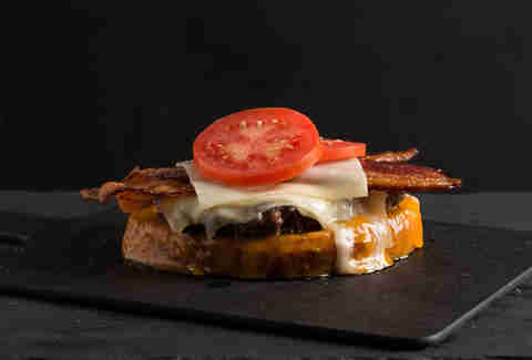 Kentucky Hot Brown melt