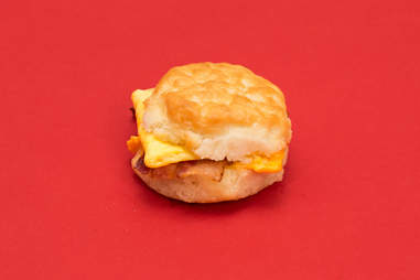 McDonald's Bacon, Egg, and Cheese Biscuit