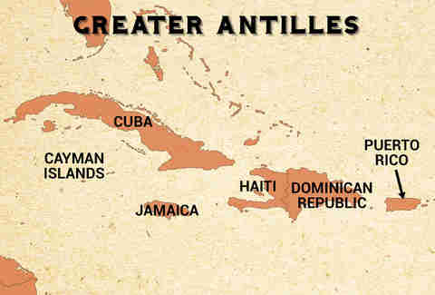 A Quick Guide to Every Caribbean Island - Cuba, Jamaica, Virgin ...