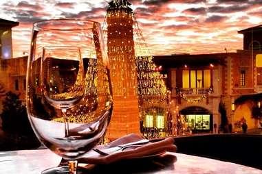 The View Wine Bar & Kitchen at Tivoli Village in Las Vegas, Nevada