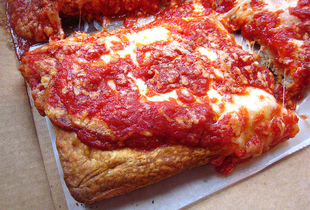 Pizza Suprema Thrillist New York