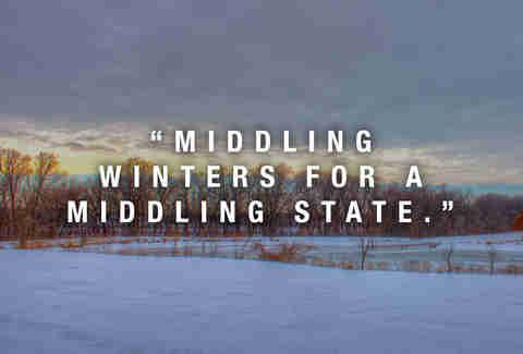 Kansas Winters