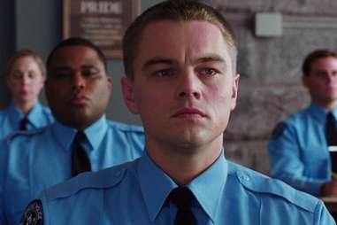 Leonardo DiCaprio in The Departed
