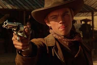 Leonardo DiCaprio in The Quick and the Dead