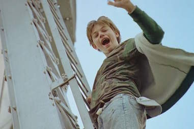 Leonardo DiCaprio in What's Eating Gilbert Grape