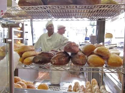 breads at g street food washington dc