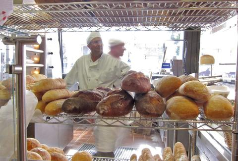 breads at g street food washington dc