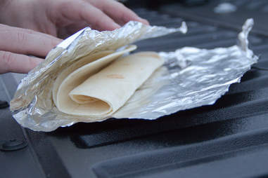 Wrap up your tortillas