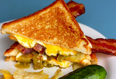 best grilled cheese in america
