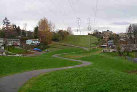 Chief Sealth Trail in Seattle