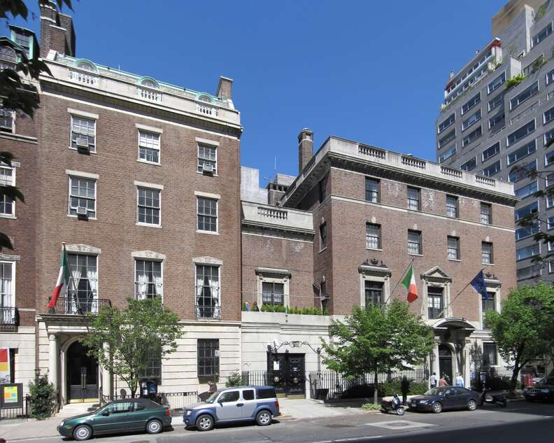 Italian Consulate General, New York
