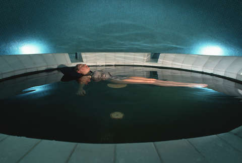 What its really like try sensory deprivation tank