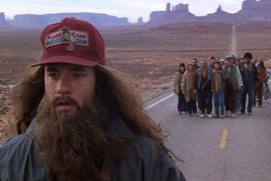 Forrest Gump 1994 movie starring Tom Hanks