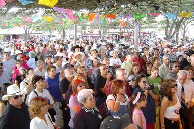 Tejano Cunjunto Festival, San Antonio festivals