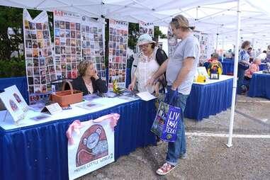 San Antonio book festival, Texas tourism
