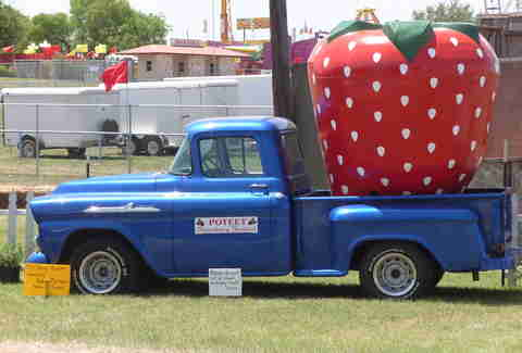 Poteet Strawberry Festival