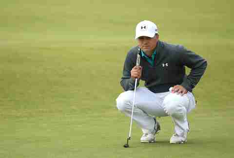 Jordan Spieth, golf, Valero Texas Open