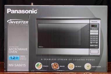 panasonic microwave, microwave