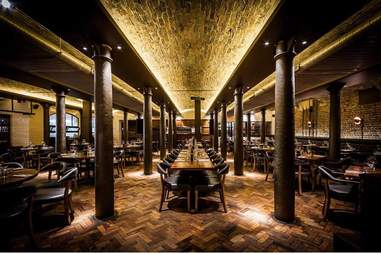 Hawksmoor Seven Dials, London steakhouses