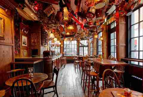 Mr. Fogg's Tavern, London bars
