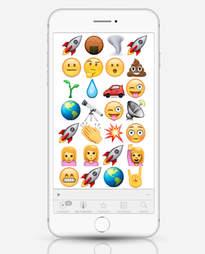 The Martian as emoji