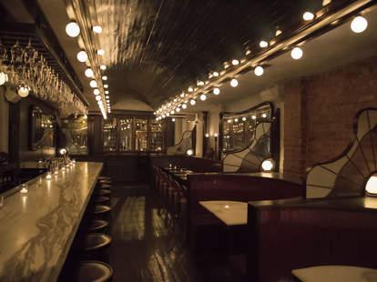 June Wine Bar in Cobble Hill, New York City