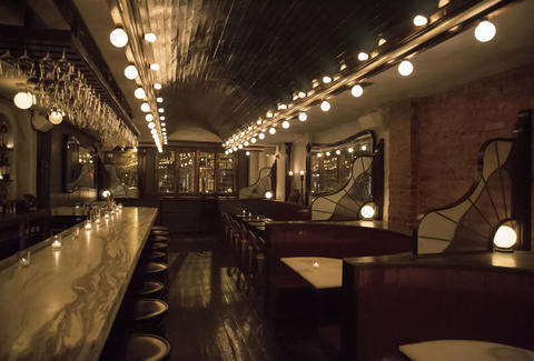 June Wine Bar in Cobble Hill, New York City