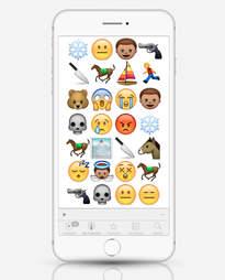 The Revenant as emoji