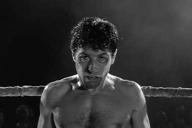 Robert DeNiro in Martin Scorsese's Raging Bull