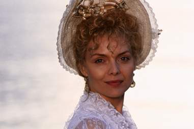 Michelle Pfeiffer in Martin Scorsese's The Age of Innocence