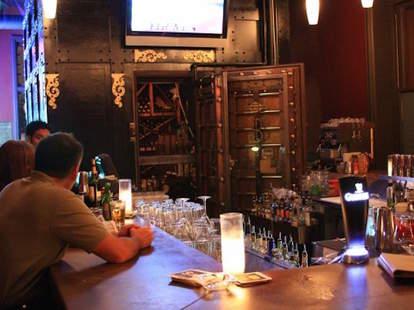 SoHo Wine & Martini Bar, wine bar, San Antonio bars