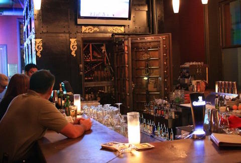 SoHo Wine & Martini Bar, wine bar, San Antonio bars