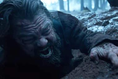 Leonardo DiCaprio - Best Actor 2016