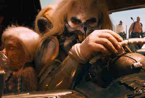 Mad Max: Fury Road - Oscars Best Costume Design