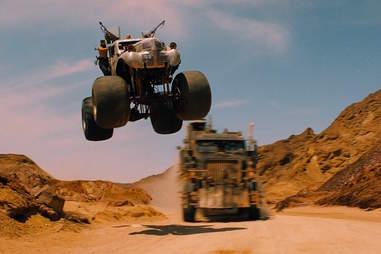 Mad Max: Fury Road - Oscars Best Film Editing 2016