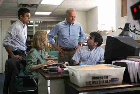Spotlight - Oscars Best Original Screenplay 2016