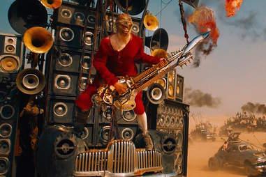 Mad Max: Fury Road - Oscars Best Sound Editing 2016