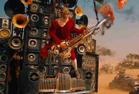 Mad Max: Fury Road - Oscars Best Sound Editing 2016