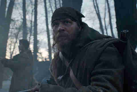 The Revenant - Oscars Best Sound Mixing 2016