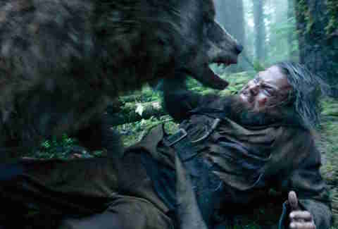 The Revenant - Oscars Best Visual Effects 2016