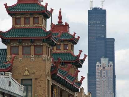 Chicago Chinatown, Joy Yee Noodle Shop