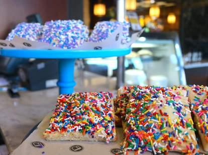 homemade pop tarts at Ted's Bulletin