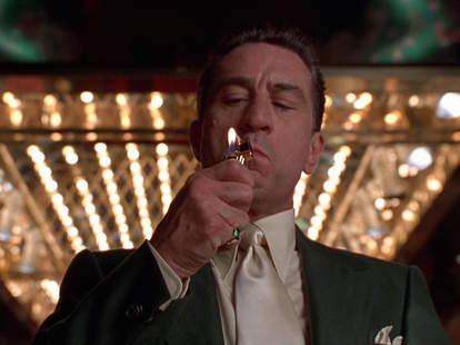 Martin Scorsese in Casino
